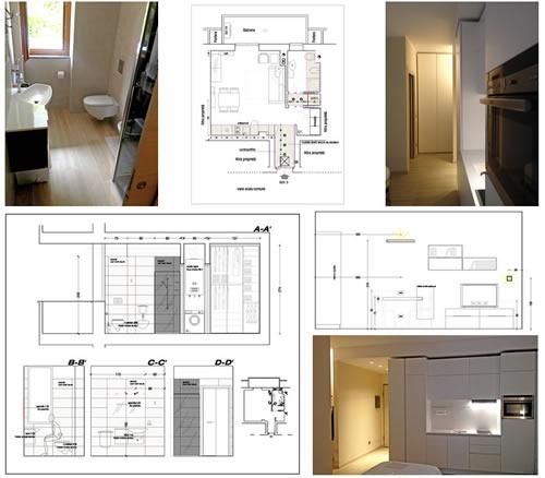 Realizzazione a seregno mb manutenzione straordinaria for Progetti architettura interni