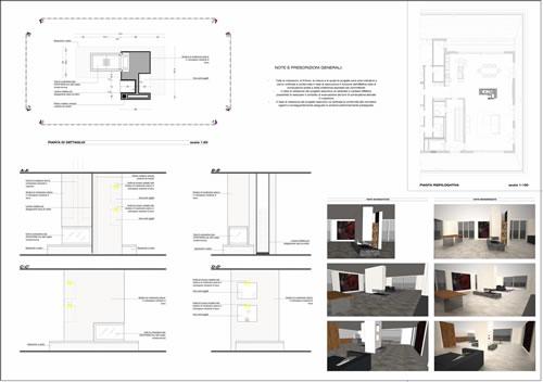 Studi e progetti hunenberg svizzera progetto d for Interni e progetti